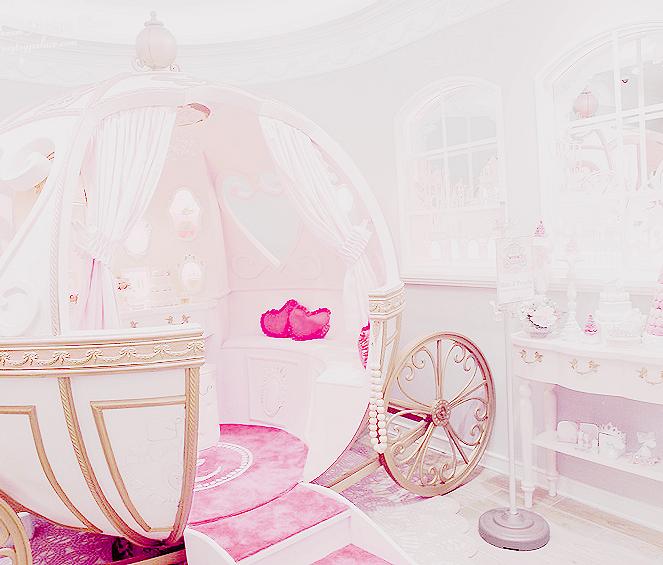 Best Cinderella Carriage Bed Nursery Baby Girl Room Creative 400 x 300