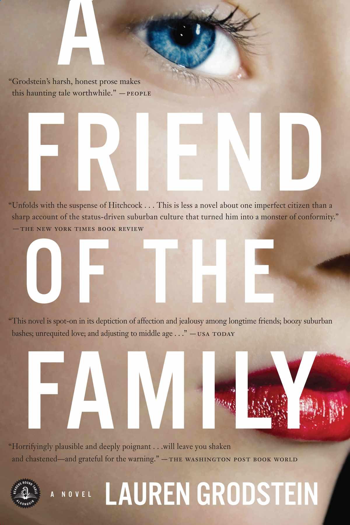 Lauren Grodstein - 'A Friend of the Family' (2009)