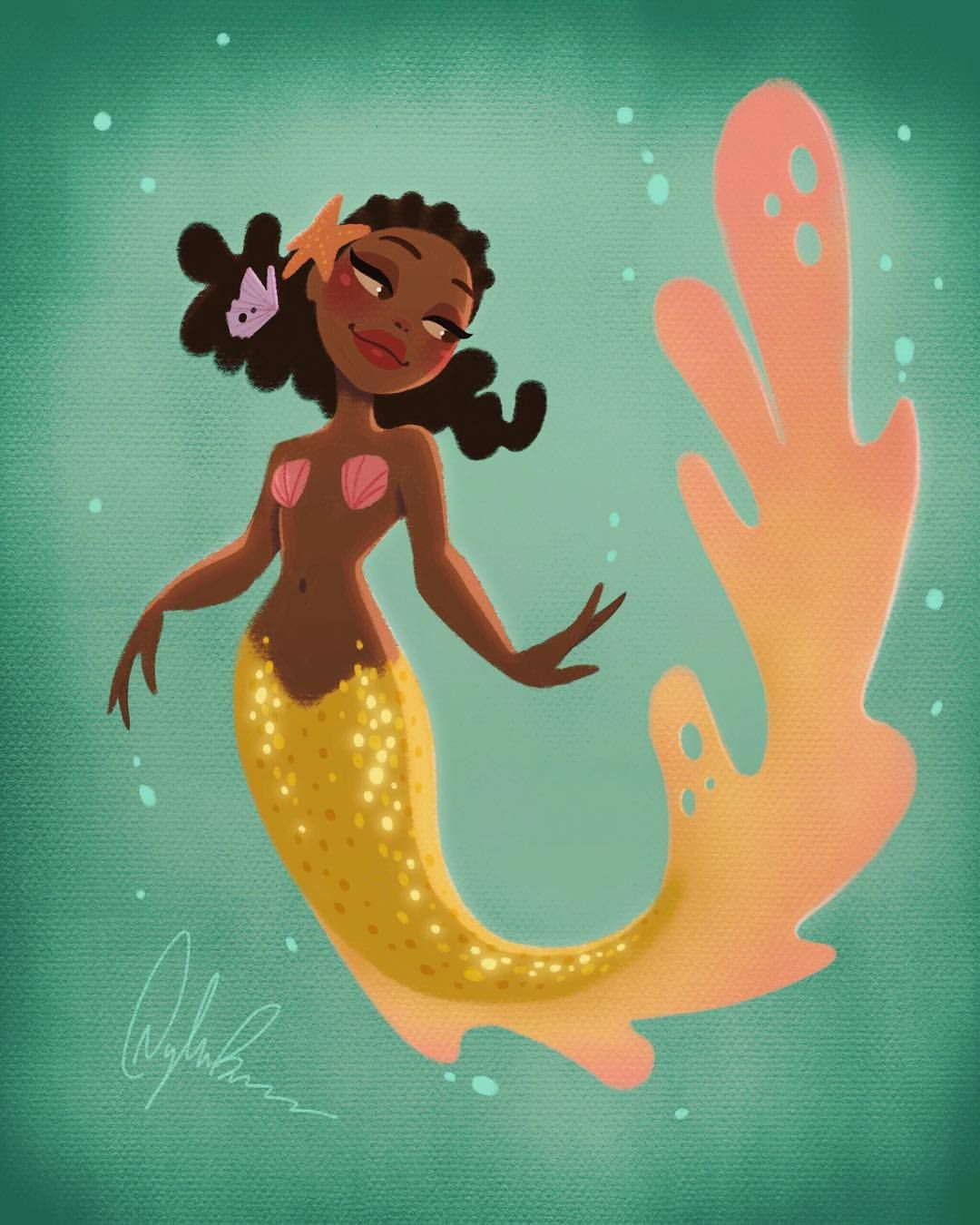 Dylan Bonner Mermaid