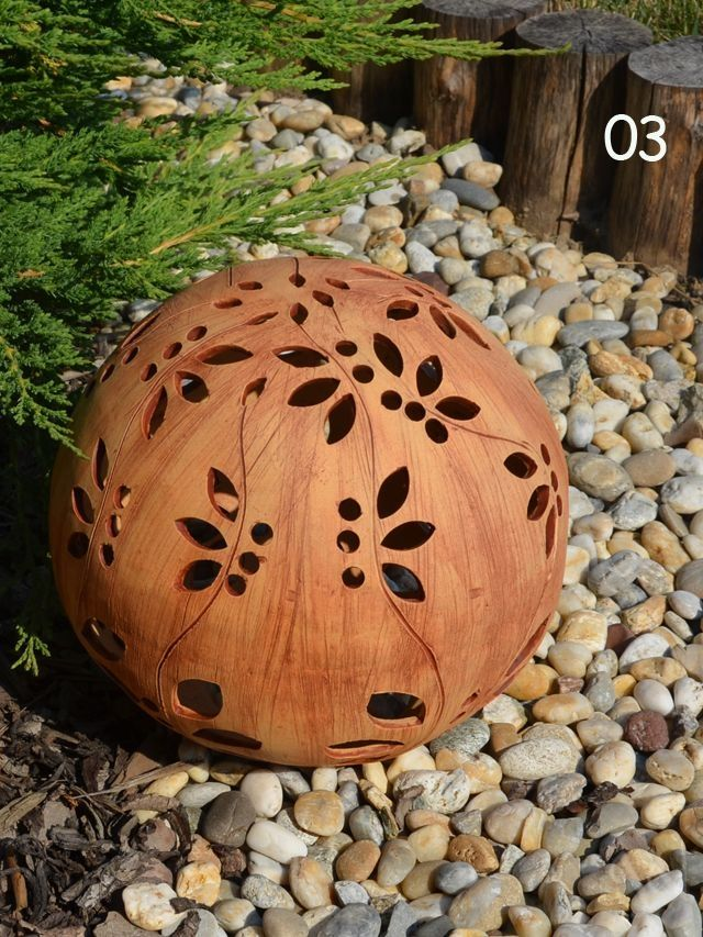 dekora n koule pr m 30 cm t pfern pinterest kugeln keramik und t pferei. Black Bedroom Furniture Sets. Home Design Ideas