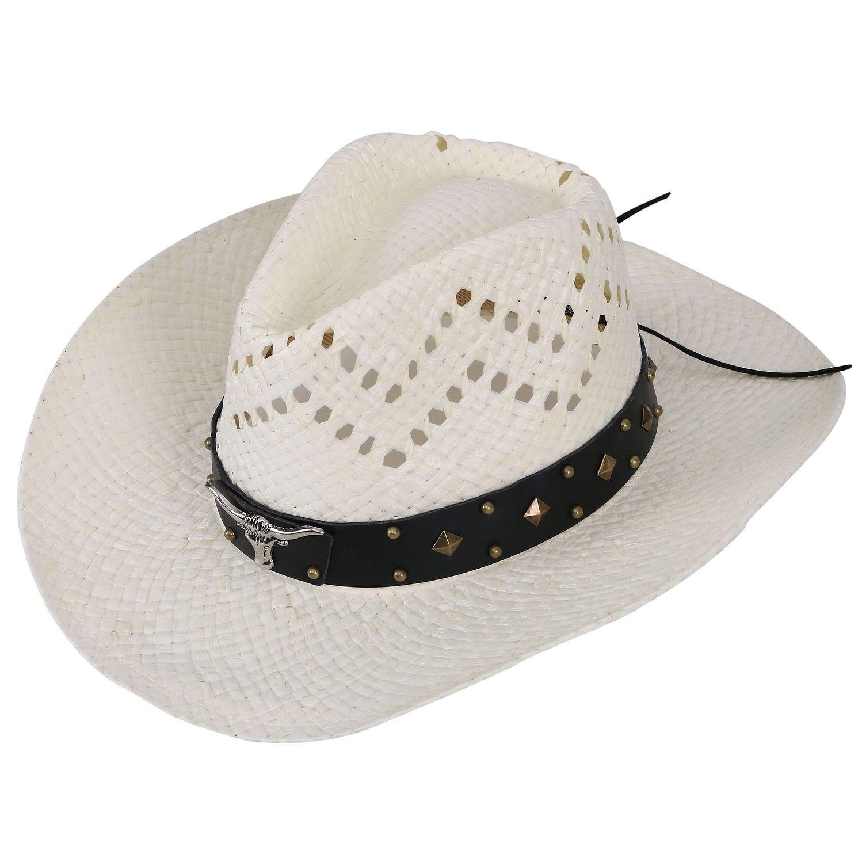 4089c83e172 Simplicity Unisex Western Style Cowboy   Cowgirl Hat