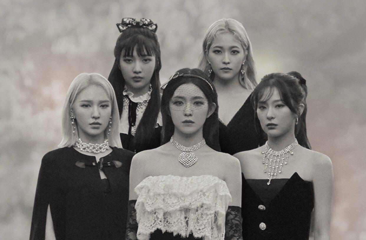 Red Velvet Psycho Seulgi Red Velvet Mulher Perfeita