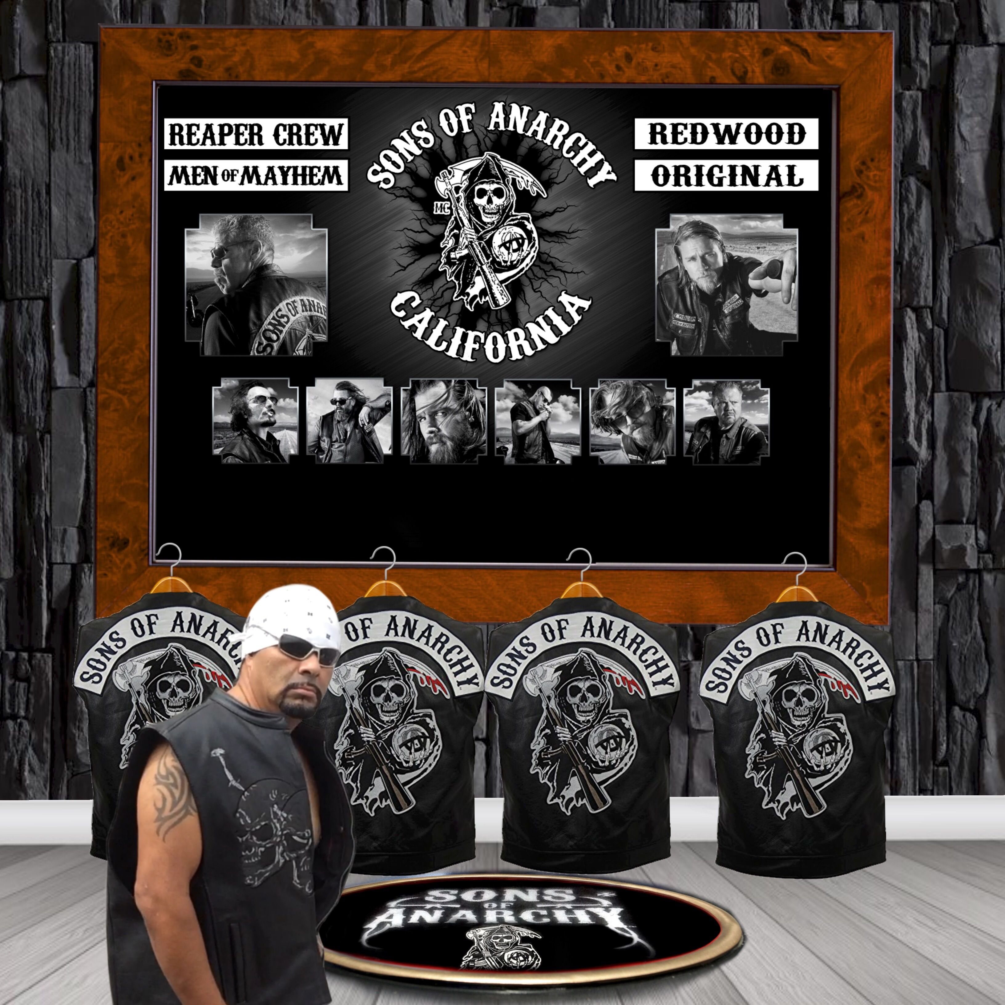 Sisterhood Promotion Creative Artists Chalkboard Quote Art Sons Of Anarchy