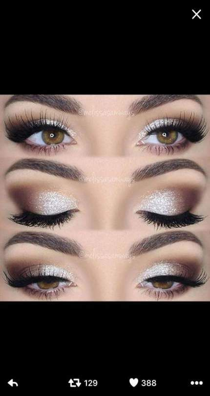 Makeup Wedding Brown Eyes Brides Eyeshadows 30+ Ideas #wedding #makeup #EyeMakeu…