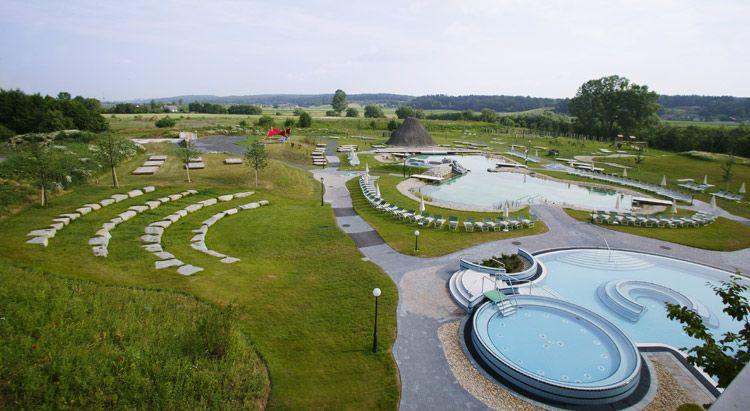 Rogner Bad Blumau Garten der 4 Elemente Vulkania