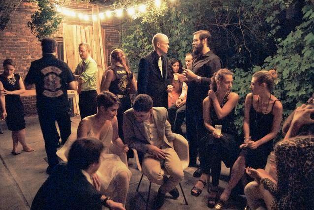 Bat Haus #NYwedding #NYevents #NYweddings #WeddingVenue #Wedding #Eventup