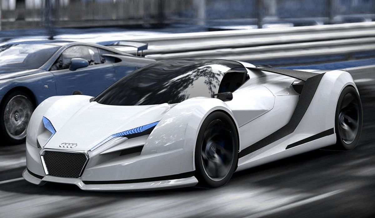 2019 Audi R10, The New Hypercar Concept From Audi ! Audi