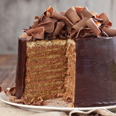 doberge cake pronunciation