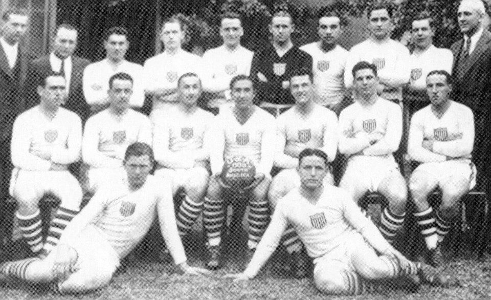 100 Years Of 1930 World Cup Third Place Team