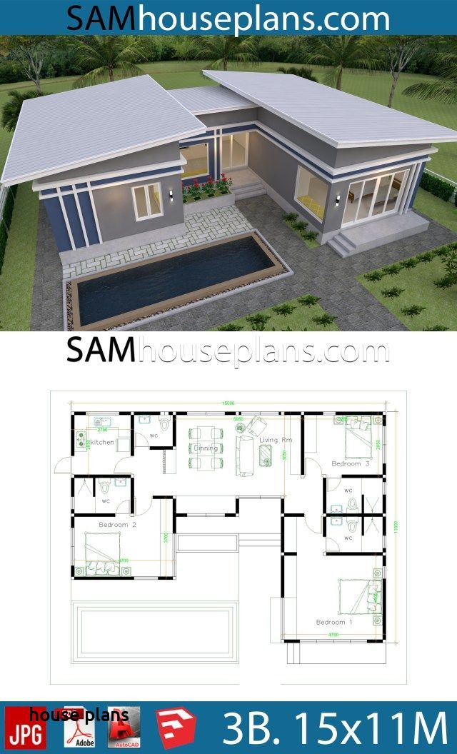Adobe Home Plans In 2020 Modern Style House Plans House Plan Gallery Model House Plan