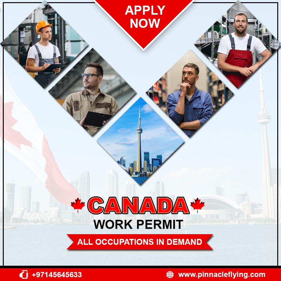 Canada Immigration in 2020 Work visa, Canada, Job
