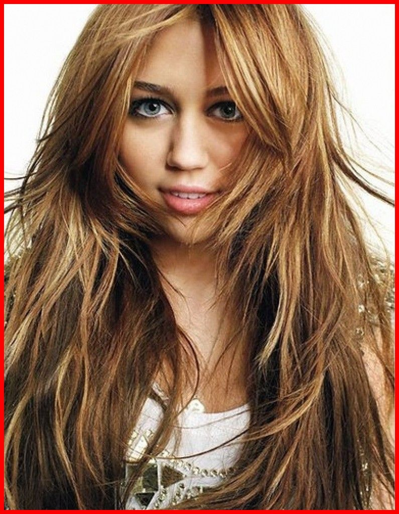 Haircuts for long hair round face hairstyles for round faces