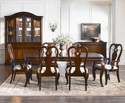 Bordeaux 7Piece Dining Room Furniture Set Created For Macy's Stunning Macys Dining Room Chairs Decorating Design