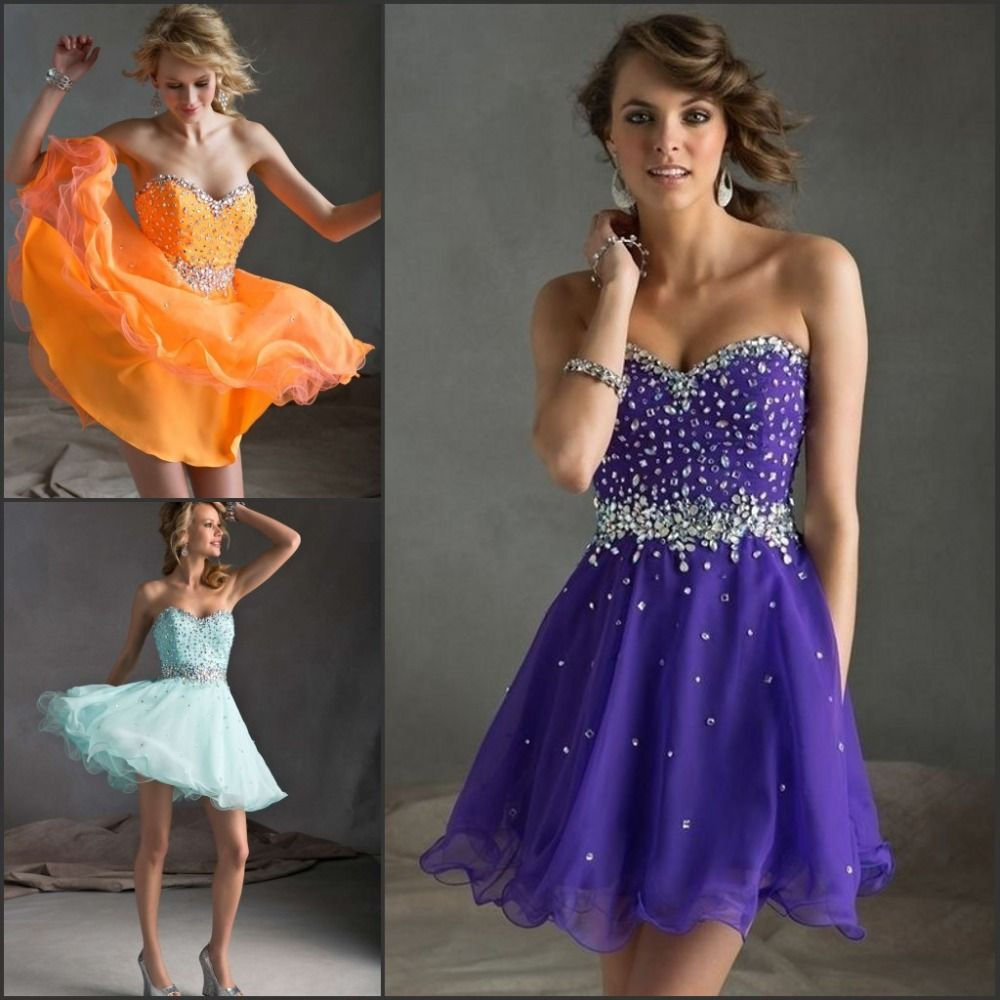 Find More Homecoming Dresses Information About Custom Made Semi