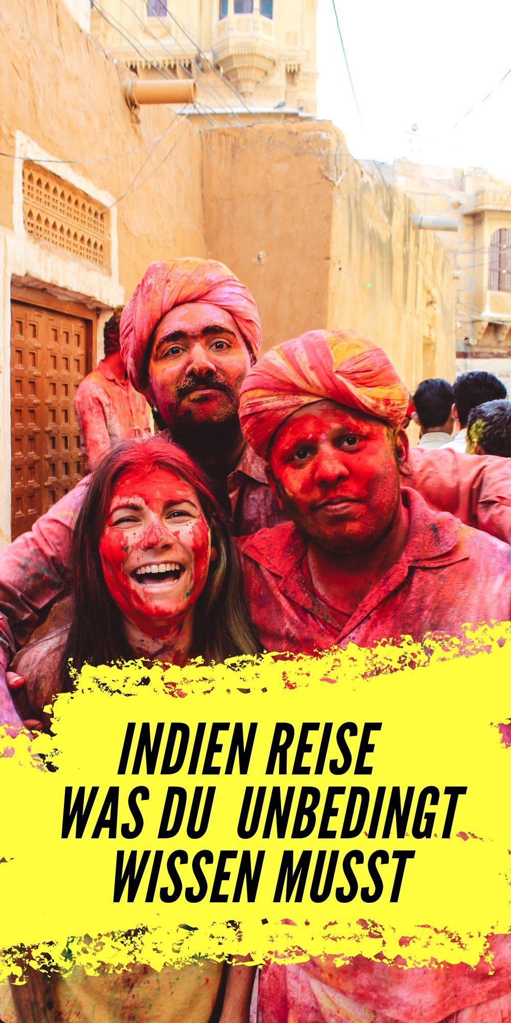 Indien Reise Was Du Vorher Unbedingt Wissen Musst In 2020 Indien Reise Indien Reisen