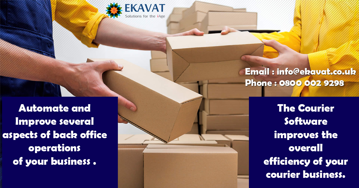 Automate And Improve Several Aspects Of Back Office Operations Of