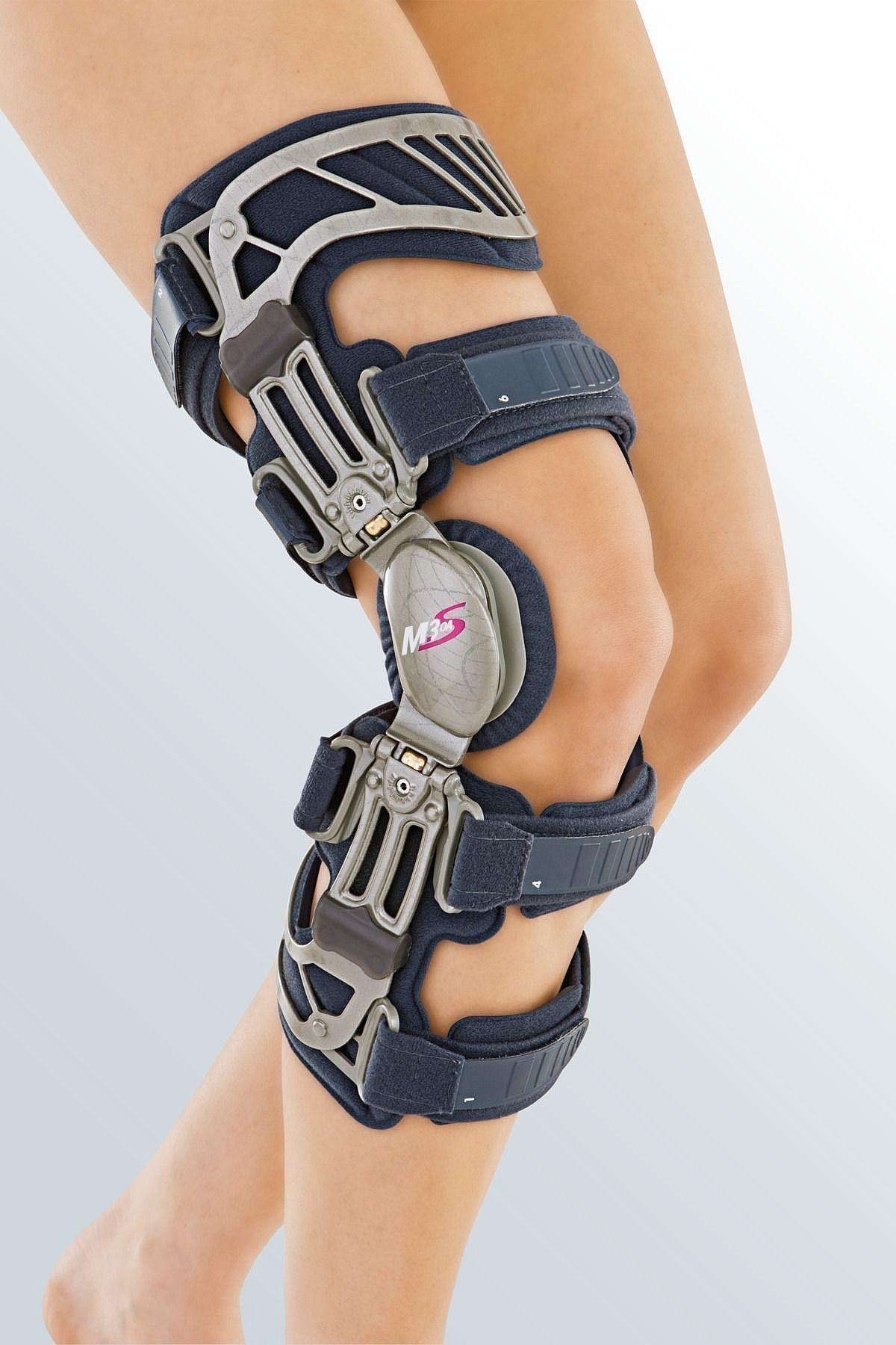 m 3 u00aes oa single hinged functional knee brace from medi