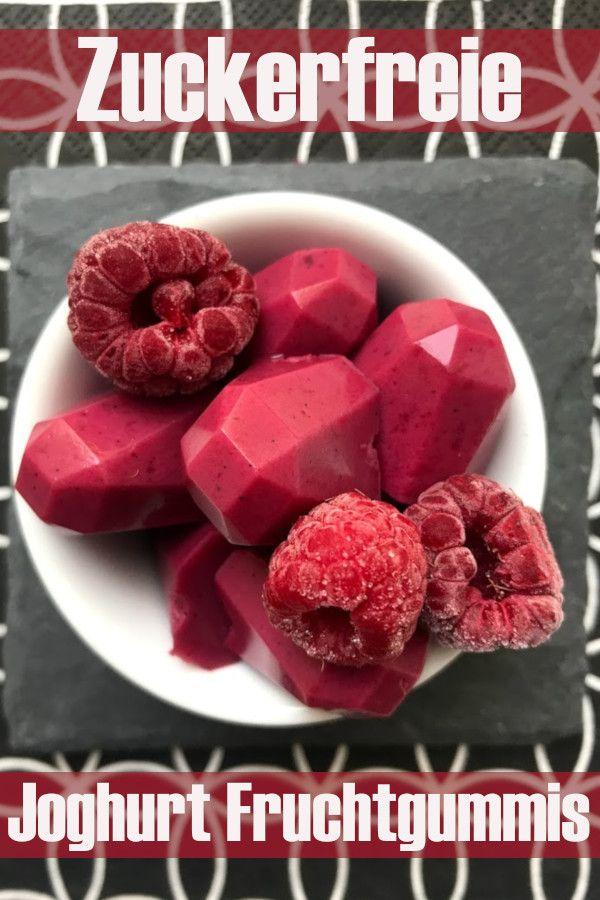 Joghurt Fruchtgummis ohne Zucker #christmascocktails