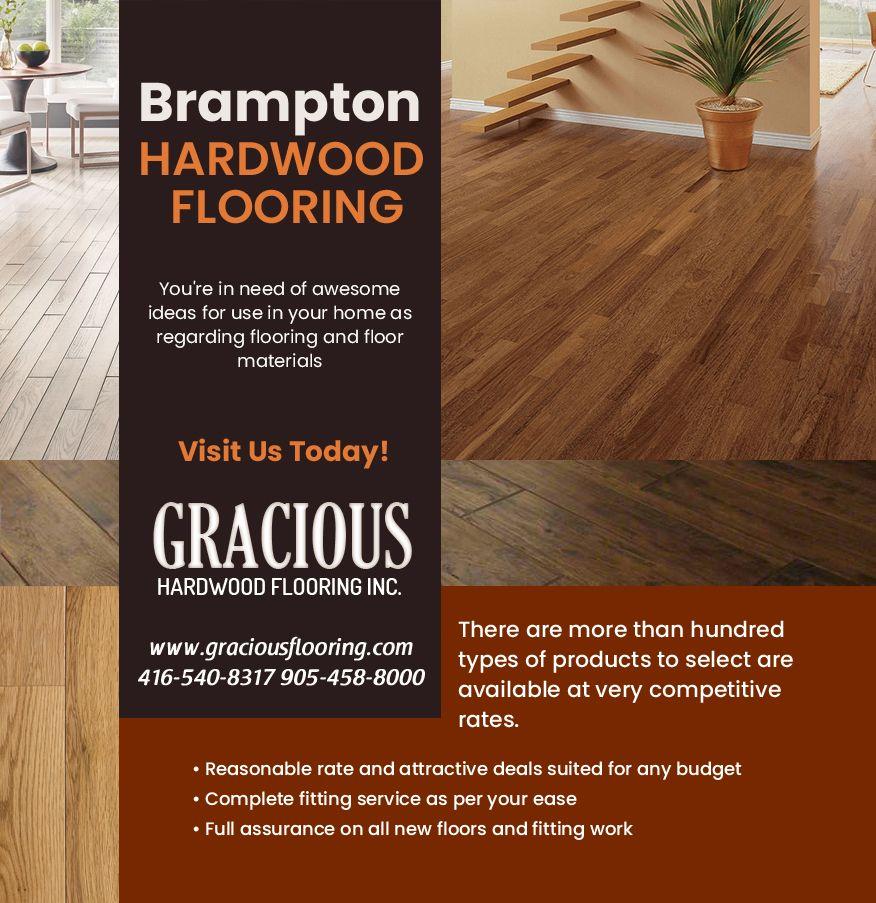 The Finest & Most Popular Brampton_Hardwood Flooring