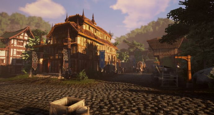 Ashes Of Creation Game Online Bom Tan Sap Duoc Phat Hanh Studios