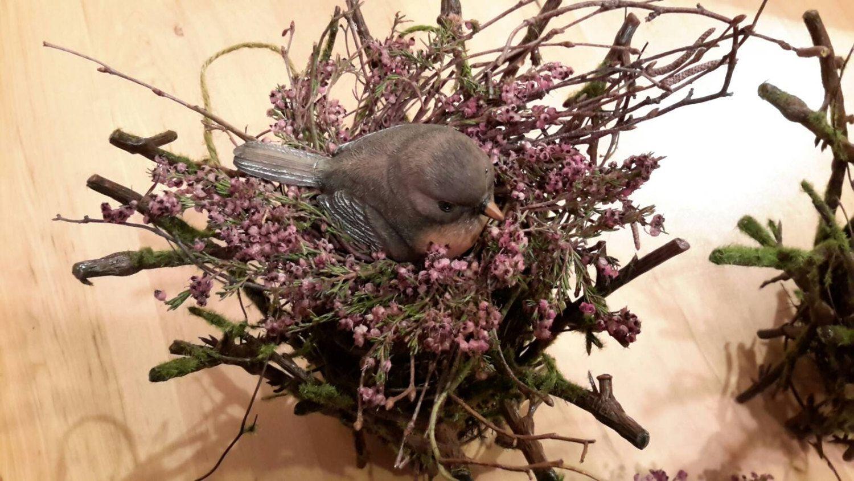 Easter decor birds nest robins nest twig nest home decor easter decor birds nest robins nest twig nest home decor birthday negle Image collections