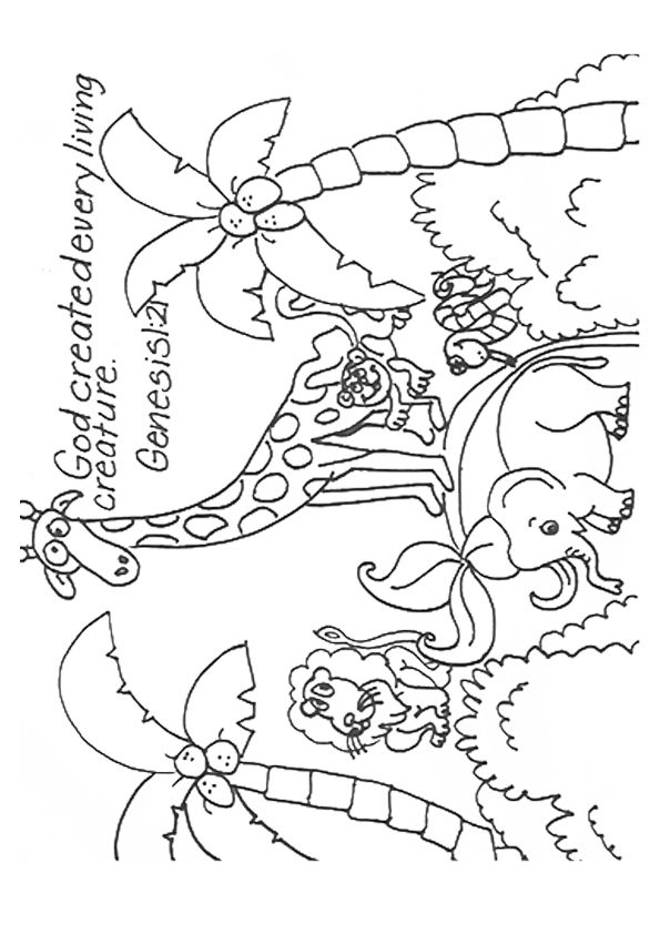 Top 10 Bible Verse Coloring Pages For Your Toddler