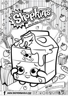 shopkins coloring pages - Google Search | Shopkins colouring pages ...