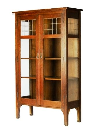 arts and crafts style cabinet | House vibes | Pinterest ...