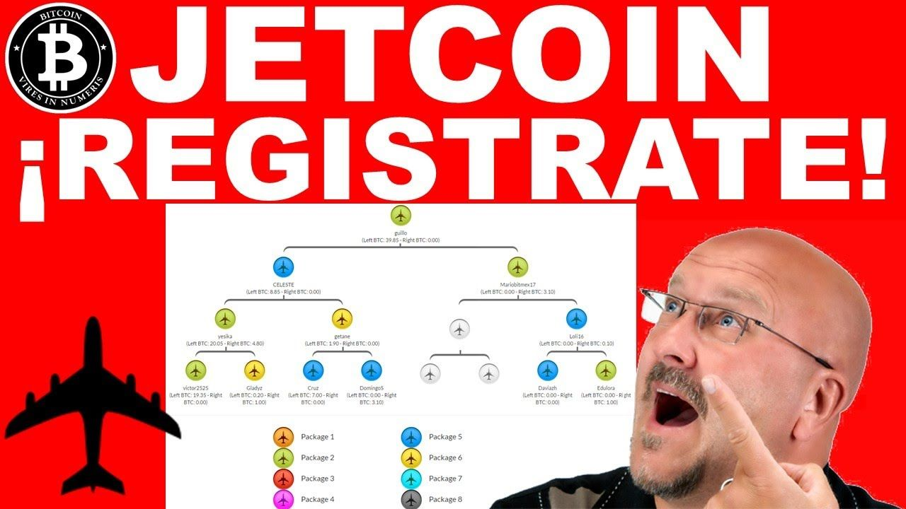 JETCOIN How Works The Register - Back Office Pays Bitcoins - jetcoin dou... | It works, Money