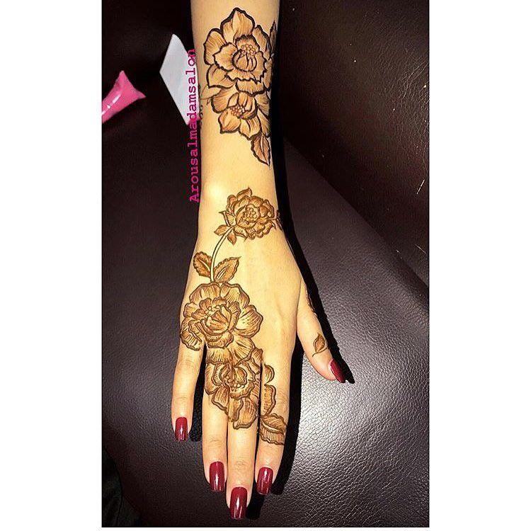 Pin By موستنج جي تي On Mahendi Henna Designs Hand Simple Mehndi Designs Mehndi Designs