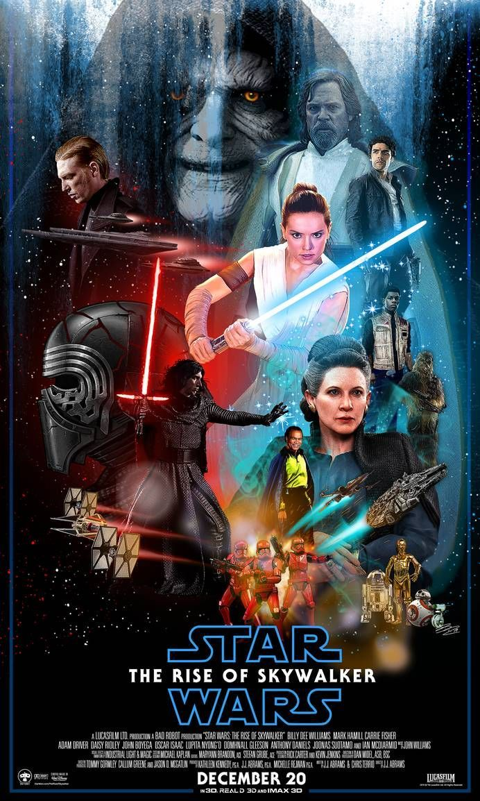 Star Wars The Rise Of Skywalker Poster By Brutalb330 On Deviantart Star Wars The Rise Of Skywal In 2020 With Images Star Wars Movies Posters Star Wars Images Star Wars Poster