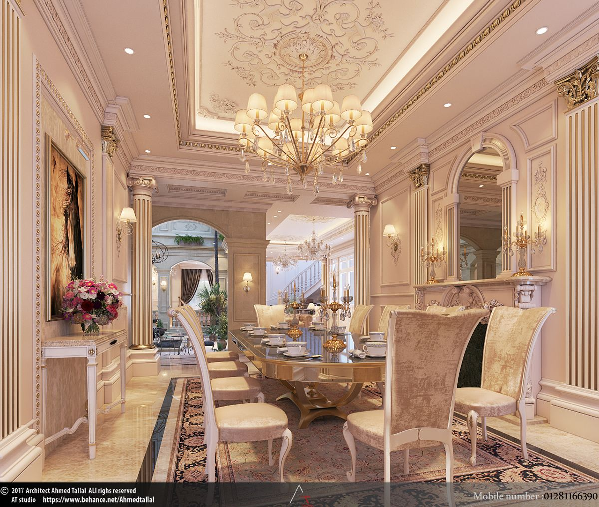 Home Decor 2012 Luxury Homes Interior Decoration Living: In The Heart Of The Maison On Behance