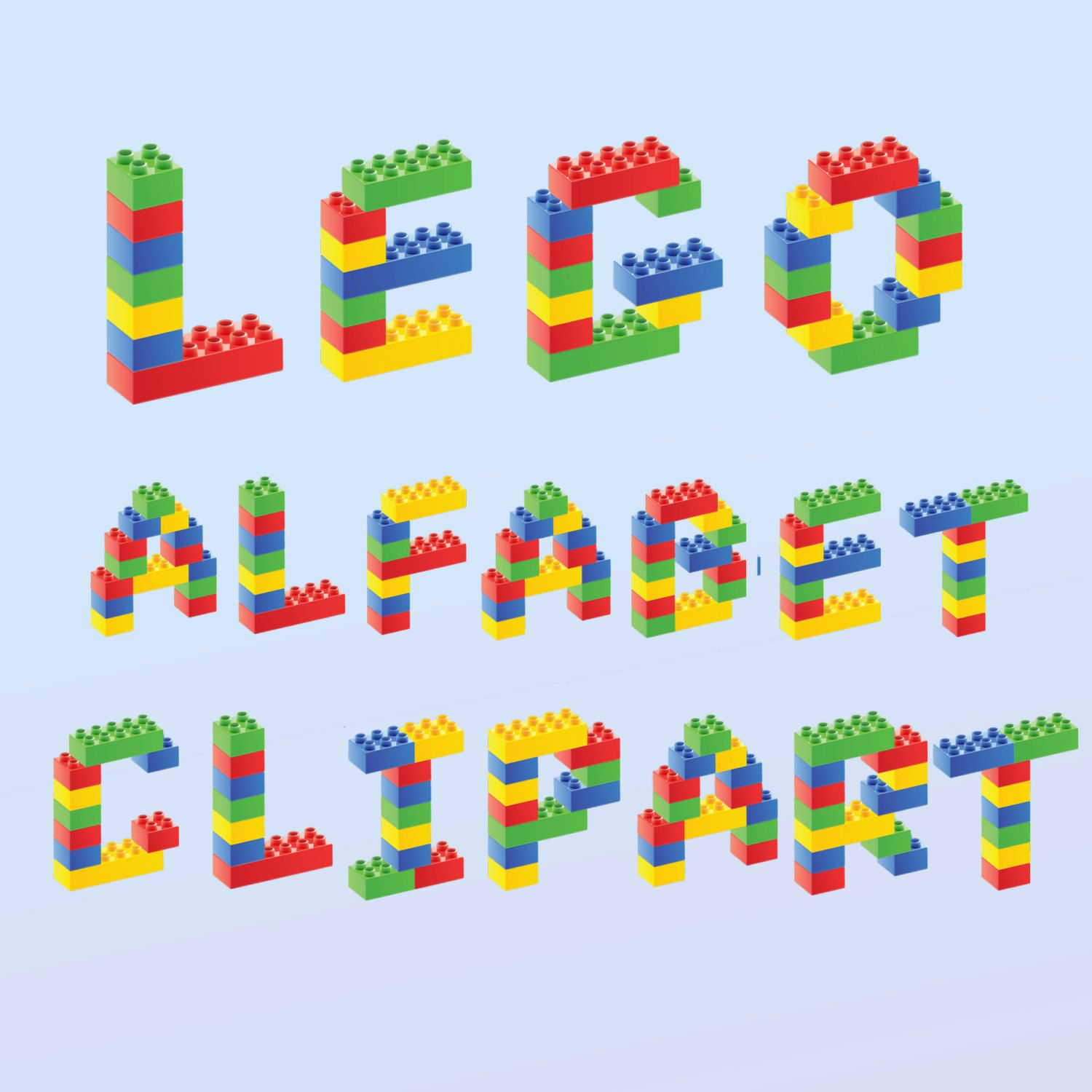photograph about Lego Font Printable titled lego font - Google Glimpse Lego Functions Lego font, Lego