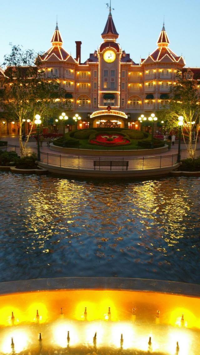 Hotéis em Disneyland Paris, França