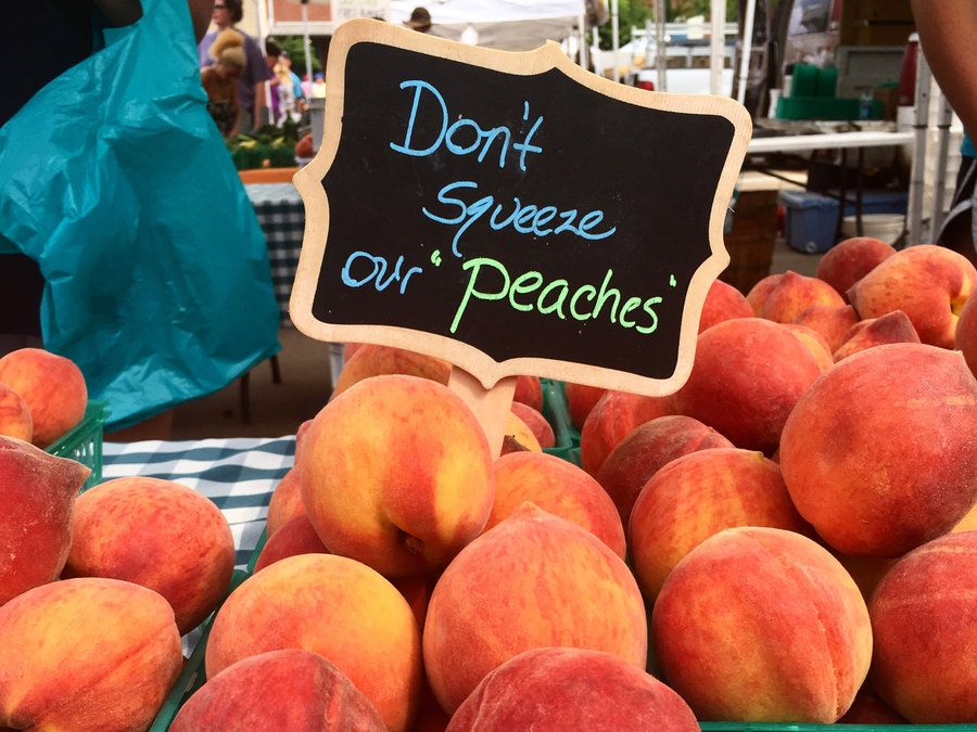 It's nearly impossible to avoid overbuying produce at the farmers' market, and we don't blame you. Next time you find yourself staring at a basket full of peaches that once seemed like the perfect amount of produce, but now looks like a daunting burden to consume before they're ready to be trashed, check out these creative ways to use them all up in no time.