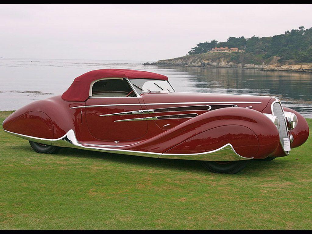 Delahaye 165 Figoni Et Falaschi Cabriolet Photos Photogallery