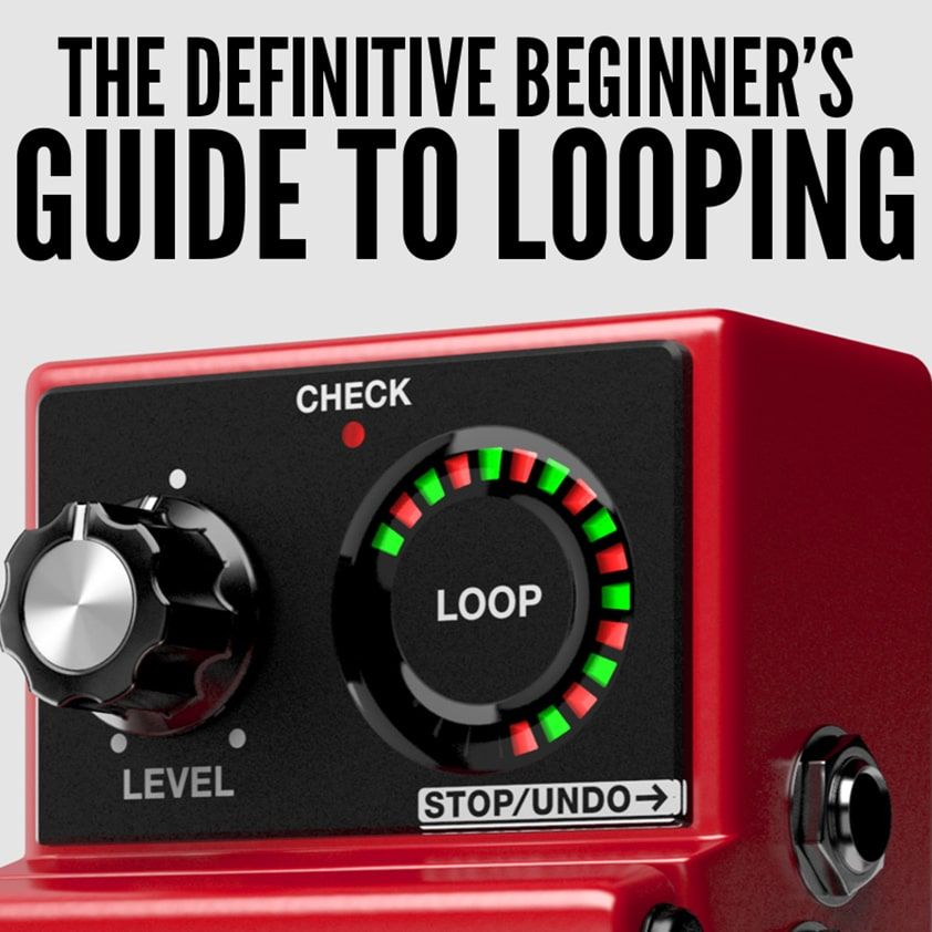 Have You Been Interested In Looping But Never Taken The Plunge Here