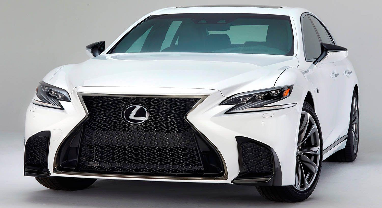 لكزس ال اس اف سبورت 2018 سوبر فخامة رياضية موقع ويلز Lexus Ls Lexus Luxury Hybrid Cars