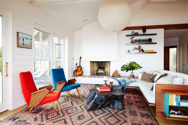 Arredamento Casa Moderno is red and blue the new design power couple? | decorazioni