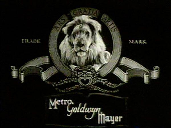 Os leões da MGM