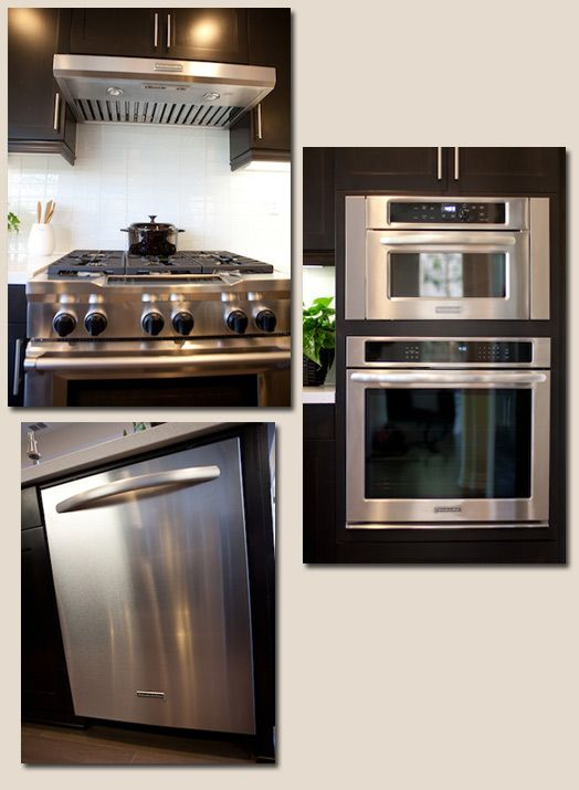 RES 2 UPGRADED KITCHEN AID APPLIANCES - We showcase in Model ...