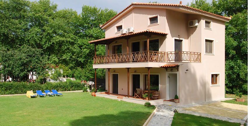 Skiathos Villa Jasmin . Apartments for rent in SKiathos