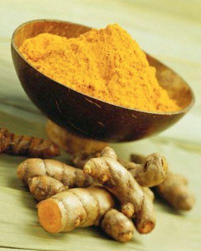 Curcumin powder,Turmeric extract root, Curcuma longa powder #Homemade