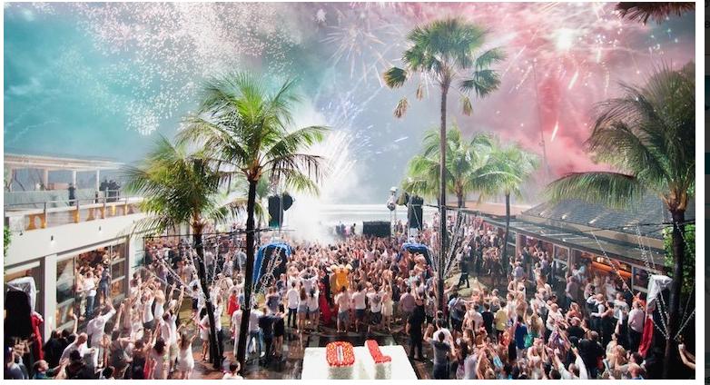 Ku De Ta Bali Beach Club New Years Eve Cool Places To Visit Bali Beaches Tropical Travel