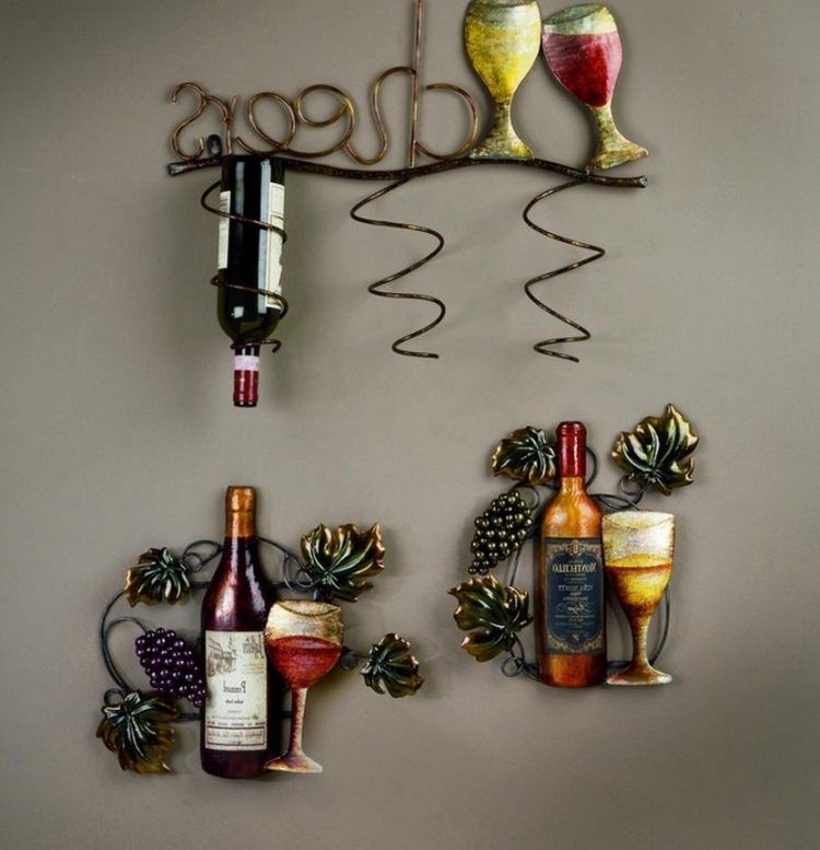 20 Awesome Kitchen Decor Ideas For Your Home Wine Grape