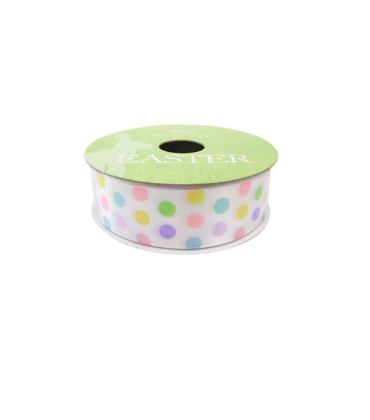 Easter Ribbon 0.87\'\'x9\'-Pastel Dot | Products | Pinterest | Online ...