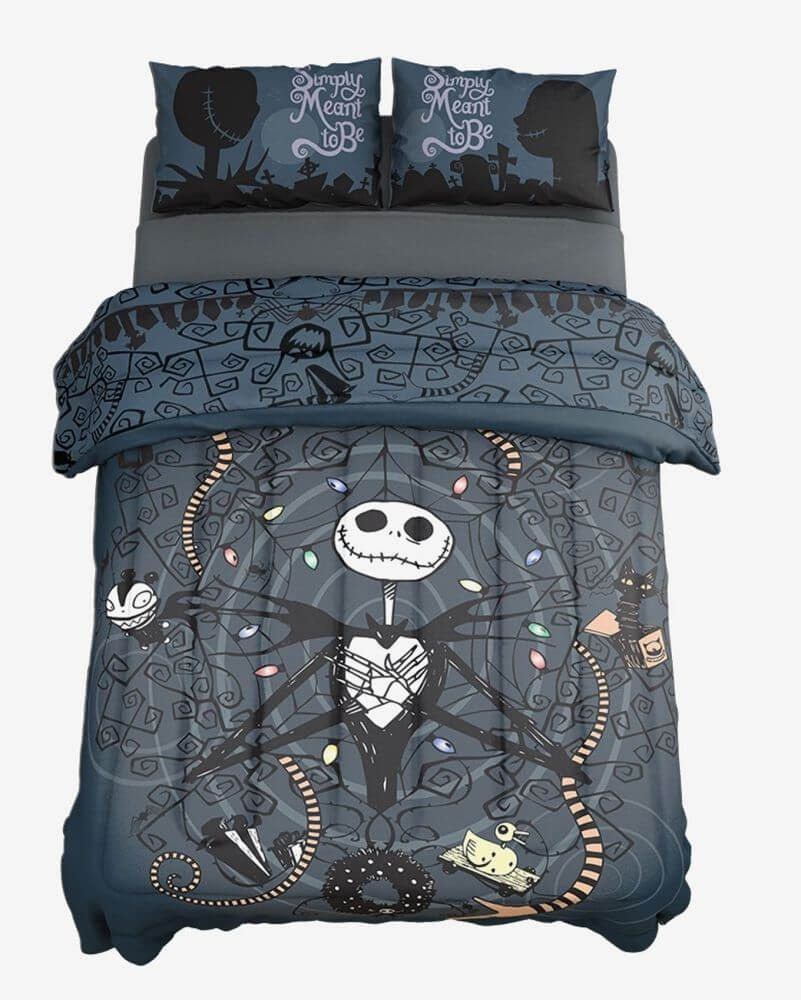The Nightmare Before Christmas comforter Bed Full/Queen