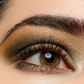 where to apply eyeshadow  eye makeup diagram  eye makeup