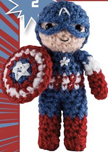 Steve Rogers volunteered for a Super Soldier experiment during WWII, and with his newly enhanced abilities, plus extensive military training and an indestructible vibranium shield, he became the iconic Captain America. After decades frozen in ice, he awakened to find a world still in need of heroes--so now he fights new (and old) foes with the Avengers.