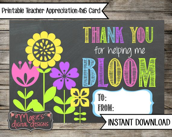 graphic about Thanks for Helping Me Bloom Printable identify Thank On your own For Aiding Me Bloom - Printable Trainer